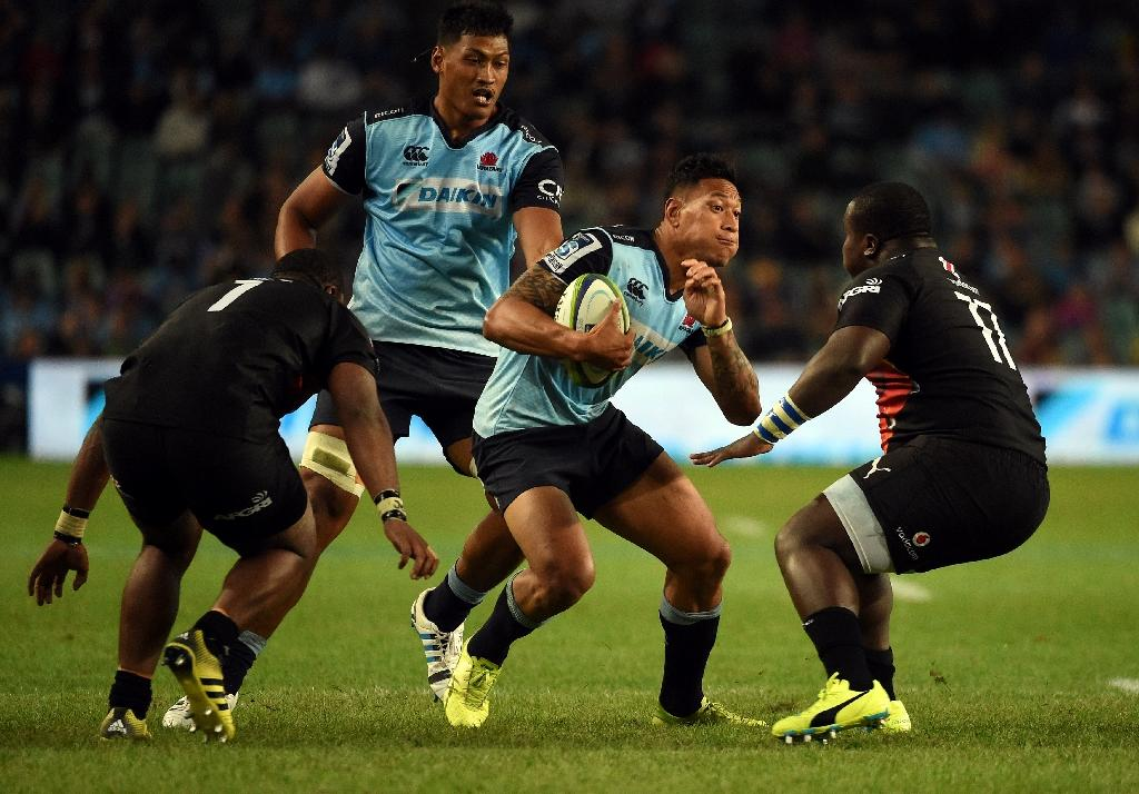 Japan rugby stint in doubt for Wallaby star Folau