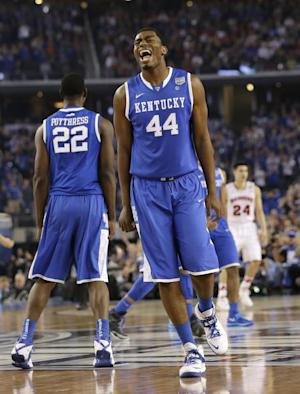 C Johnson, F Poythress returning to Kentucky
