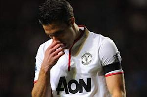 Van Persie withdraws from Netherlands squad