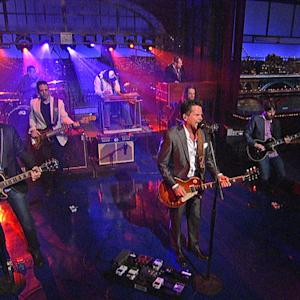 "David Letterman - Gary Allan: ""It Ain't The Whiskey"""