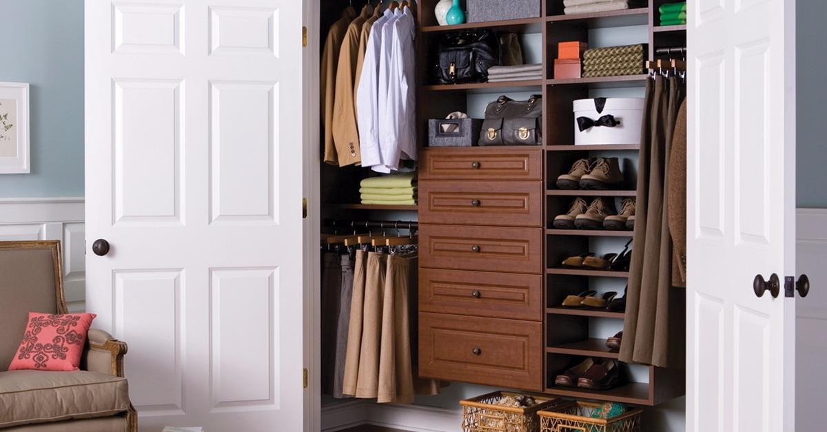 4 Tips to Create a Fabulous Reach In Closet