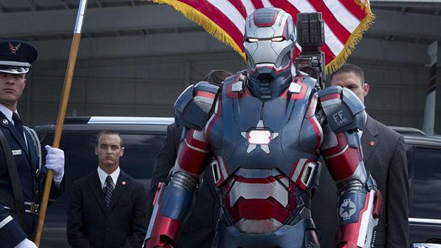 'Iron Man 3' Opens to Record Numbers