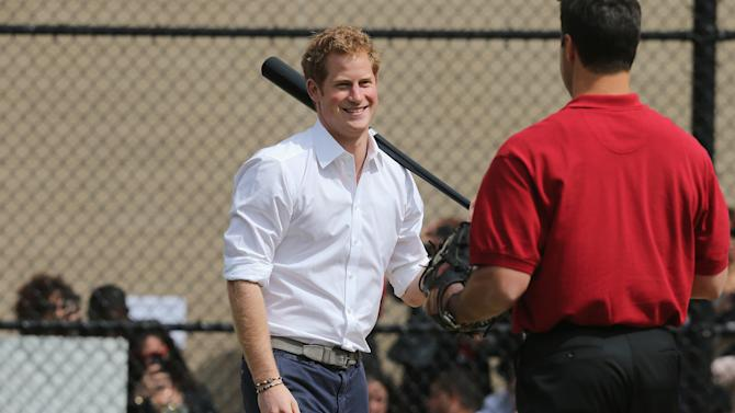 Prince Harry visit to the United States - Day Six
