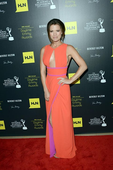 Daytime Emmys 2012 Best Red Carpet: Bethenny Frankel, Sharon Osbourne & More