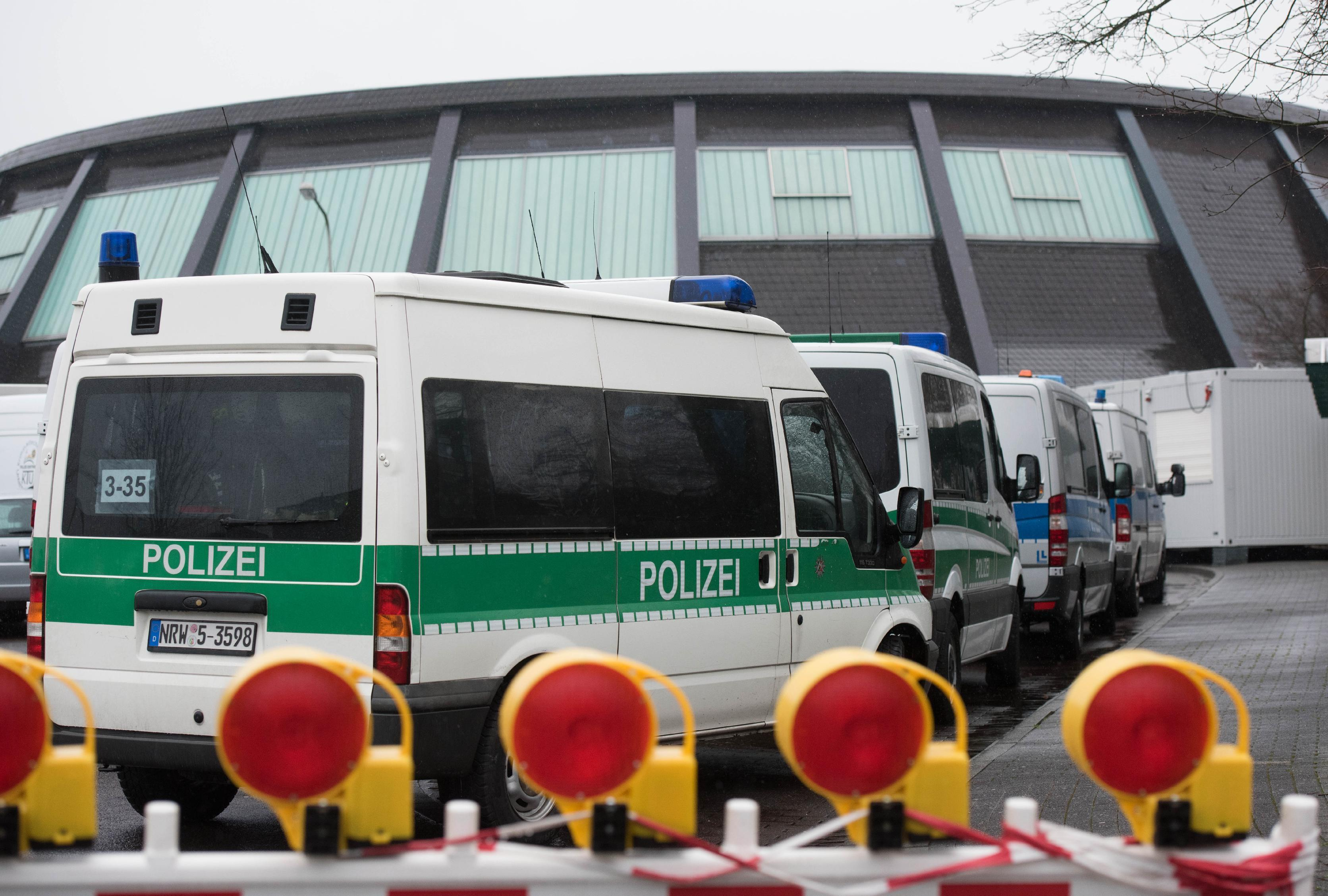 Germany: Suspect in attack plot registered as Syrian refugee