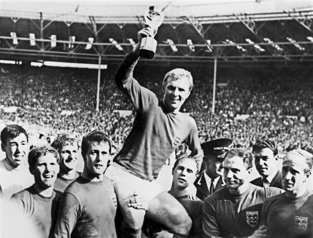 1966 World Cup still stirs English senses, 50 years on