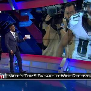 Nate Burleson's Top 5 breakout NFL wide receivers
