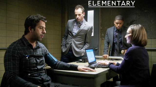 Elementary - A Murderous Deduction