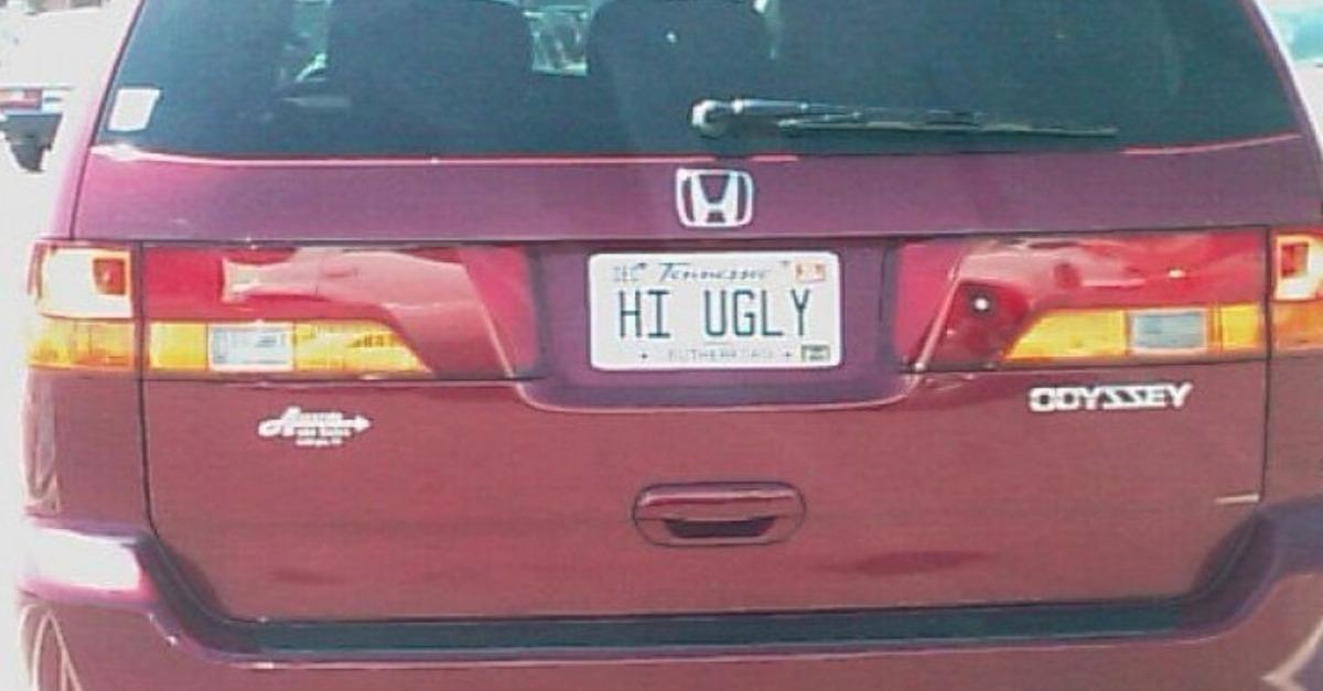 29 Hilarious License Plates That You Won't Believe