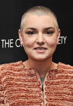 Sinead O'Connor Cancels 2012 Tour, Citing Bipolar Disorder