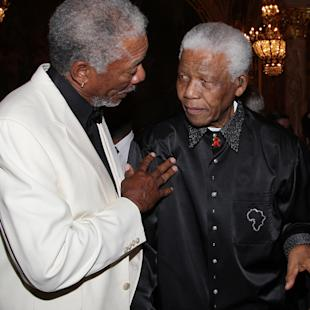 Nelson Mandela - Unite For A Better World Gala Dinner - Inside