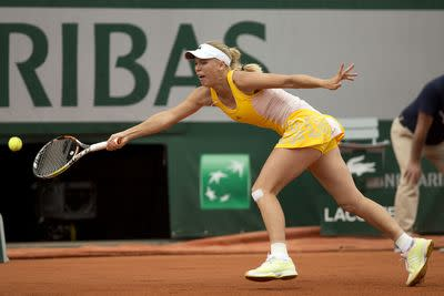 French Open results 2015: Caroline Wozniacki upset in second round