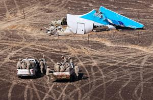 Russian airliner crashes in Sinai peninsula