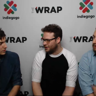 SXSW: Seth Rogen and Evan Goldberg on Their Pilots at HBO, AMC and FX (Video)