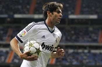 Kaka delighted to make 'fresh start' with Real Madrid and Brazil