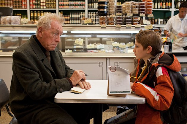 Extremely Loud and Incredibly Close 2011 Warner Bros Pictures Max Von Sydow Thomas Horn