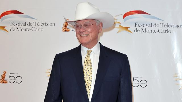 Larry Hagman's Son on Emmy Controversy