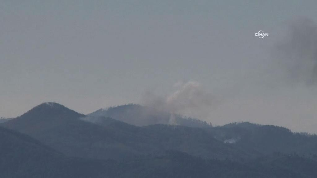 Turkish military says did not know downed jet was Russian