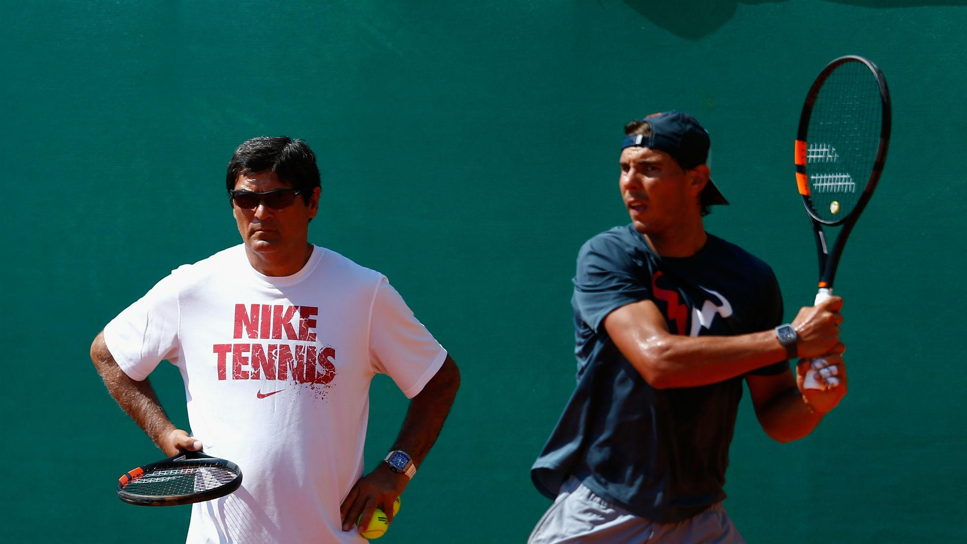 Nadal expects Rafael to stick with uncle Toni