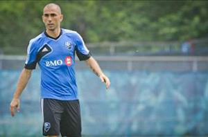 Montreal striker Di Vaio acquitted of match-fixing charges
