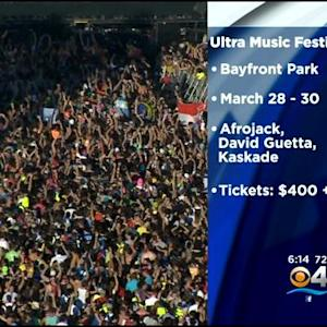 Ultra Music Festival Releases Lineup For 2014