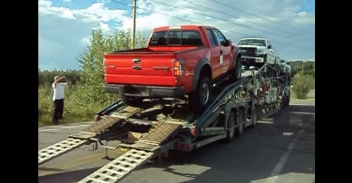 Unloading This Truck Goes Very Wrong! (Watch Here)