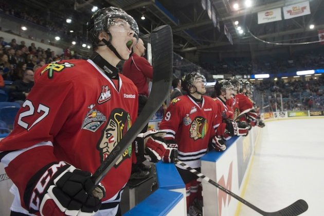 WHL: Portland Takes Control Of Crowded U.S. Division