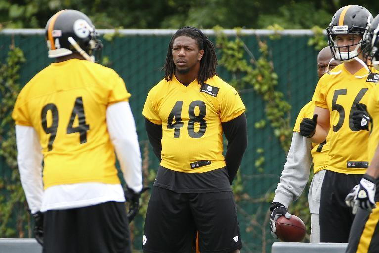 Steelers top pick Dupree hoping to be quick study