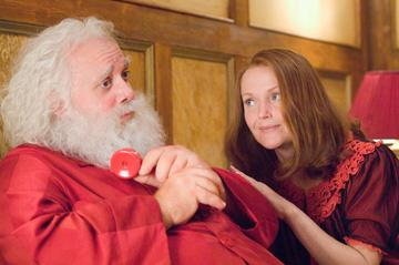 Paul Giamatti and Miranda Richardson in Warner Bros. Pictures' Fred Claus
