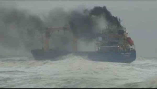 Ship and rescue boat sink off Turkey