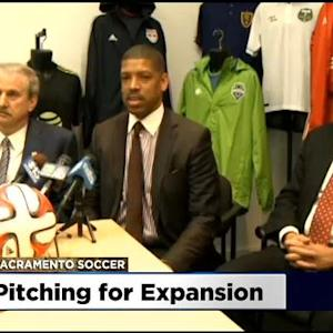 Sacramento Group Pitches MLS Future For City To League In New York City
