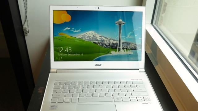 Acer Still Giving Microsoft a Hard Time Over Surface