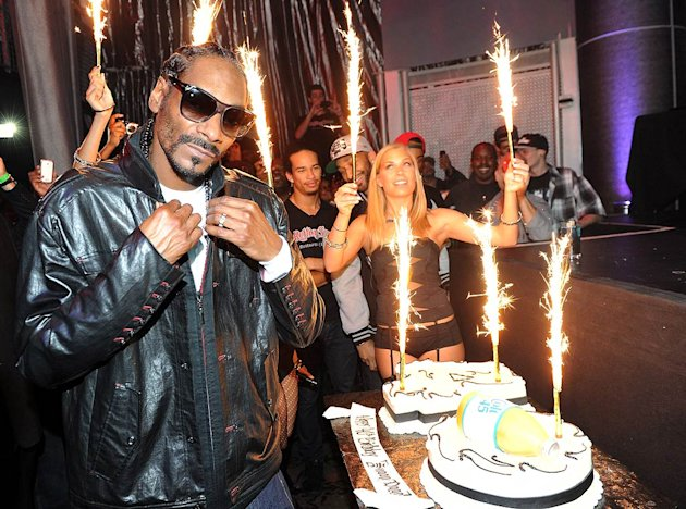 Snoop Dogg th Birthday