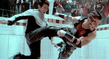 Jet Li in Rogue Pictures' Unleashed