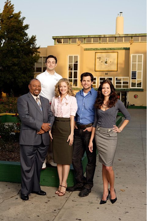 Chris Parnell , Earl Billings , Judy Greer , Kristopher Polaha and Brooke Burns star in ABC Television Network's Miss Guided 