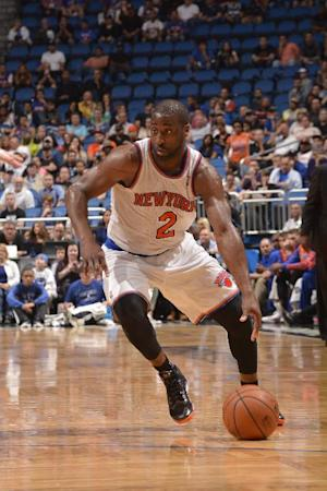 NY Knicks' Raymond Felton arraigned on gun charges