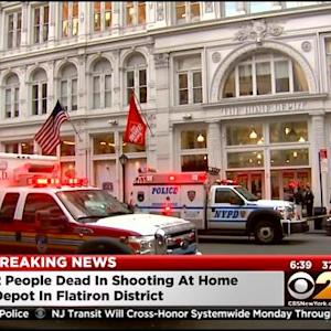 2 Dead After Manhattan Home Depot Shooting