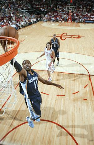 Dragic's 25 leads Rockets over Grizzlies 98-89