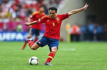 Xavi ruled out for Spain with hamstring injury