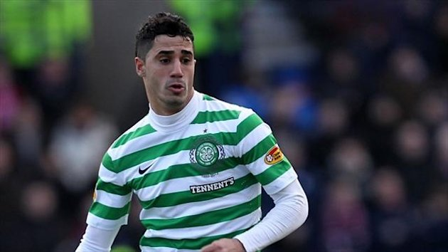 Beram Kayal insists Celtic won't give up on Champions League qualification
