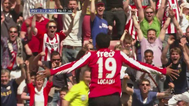 PSV beat NEC 4-2 in Dutch Eredivise [AMBIENT]