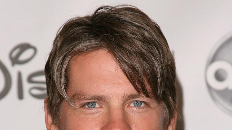 "Zachary Knighton of ""Happy Endings"" attends the Disney ABC Televison Group's 'TCA 2001 Summer Press Tour' at the Beverly Hilton Hotel on August 7, 2011 in Beverly Hills, California."
