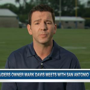 NFL Media Insider Ian Rapoport: Oakland Raiders on the move to San Antonio?