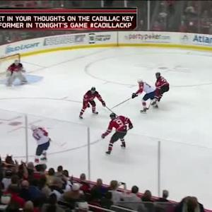 Keith Kinkaid Save on Brandon Pirri (05:39/1st)