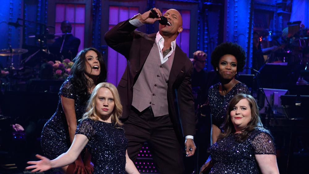 At 'SNL,' 4 Puzzles to Solve as Show Enters Fifth Decade