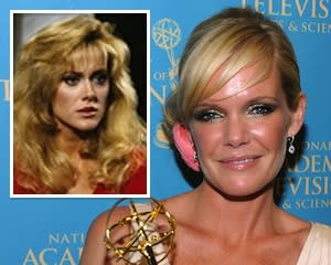 General Hospital Casts ATWT Vet Maura West — As a Member of the Jerome Crime Family?