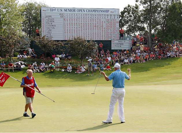2012 Senior United States Open - Final Round