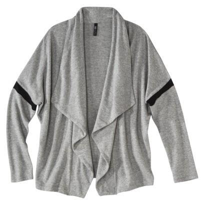 Open Front Sweaters Transition With Your Body