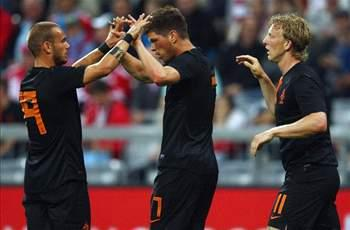 Bayern Munich 3-2 Netherlands: Gomez scores late winner for Bundesliga giants