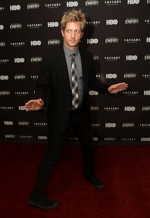"Paul Sparks attends HBO's ""Boardwalk Empire"" Series Premiere party in AC at Caesars Atlantic City on September 16, 2010, in Atlantic City, New Jersey."
